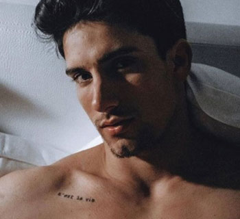 Chi è Javier Rojas: Biografia, Età, Amici Speciali e Fidanzata Ballerino