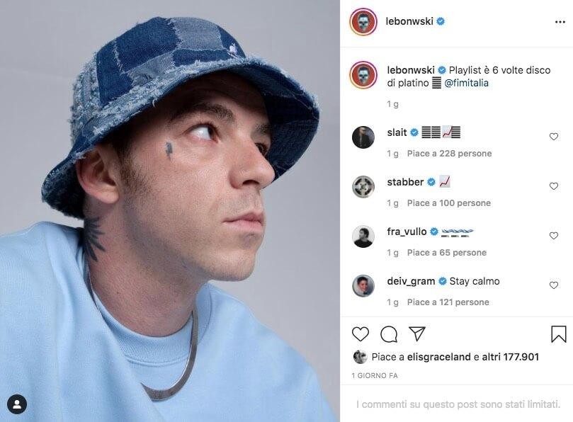 Salmo Instagram
