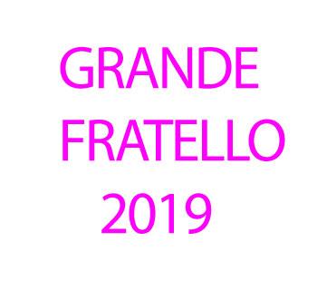 Grande Fratello 2019: Concorrenti e Classifica Finale