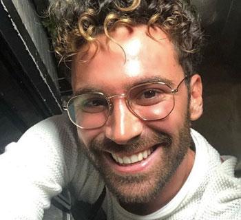 Chi è Luca Vismara: Biografia, Età, Instagram e Isola dei famosi 2019