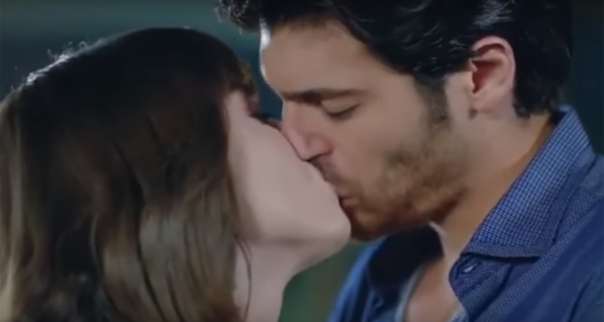 Bitter Sweet Ingredienti D'Amore: Video integrale del bacio tra Nazli e Ferit