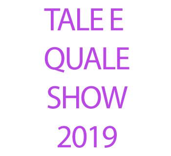Tale e Quale Show 2019: Concorrenti, Classifica, Vincitore e Giuria
