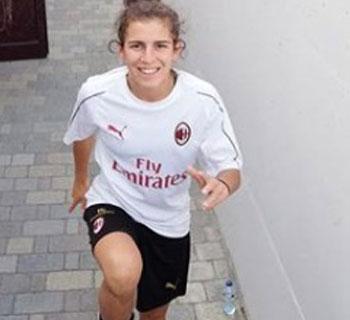 Chi è Valentina Bergamaschi: Biografia, Squadra e Nazionale Femminile Calcio