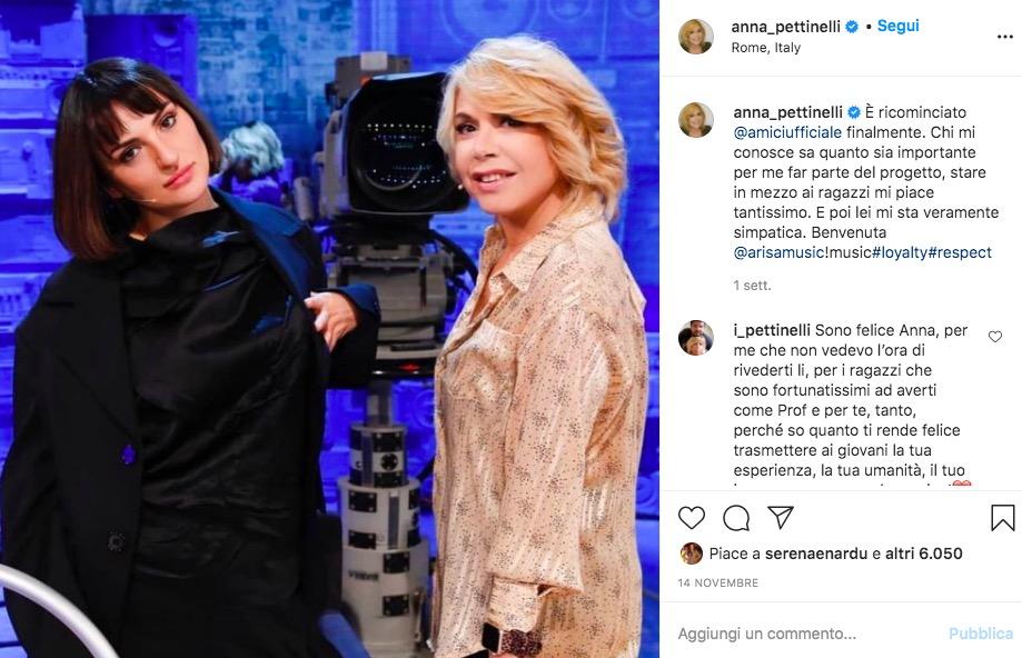 instagram anna pettinelli
