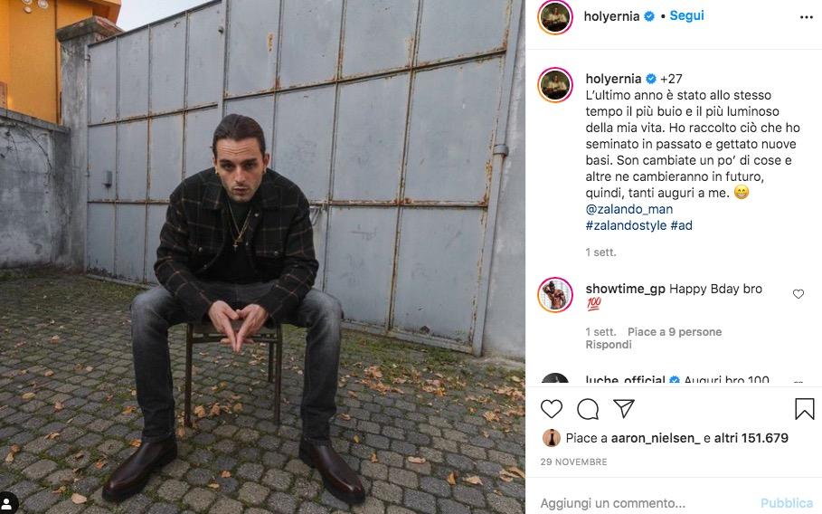 ernia instagram