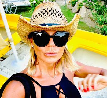 Chi è Matilde Brandi: Biografia, Età, Ex Marito Marco Costantini, Figlie e Instagram