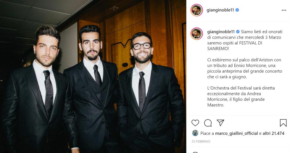 Gianluca Ginoble Il Volo