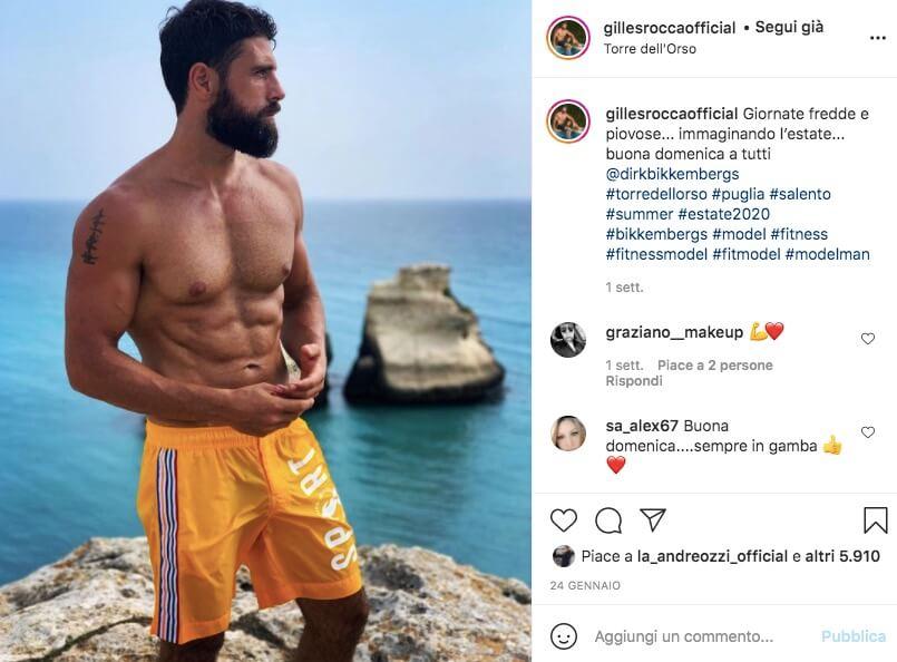 Gilles Rocca Instagram