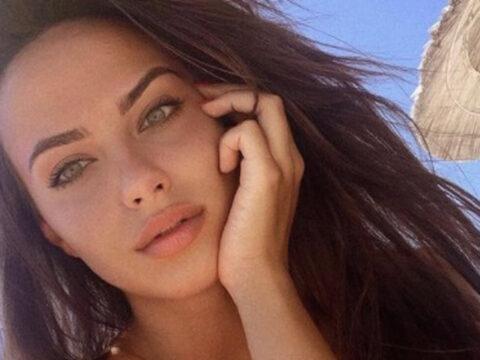 Alessandra Sgolastra ex Andrea Zenga