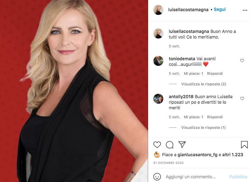 Luisella Costamagna Instagram