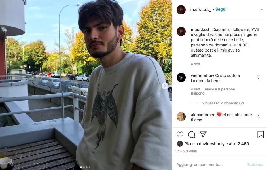merlot instagram sanremo