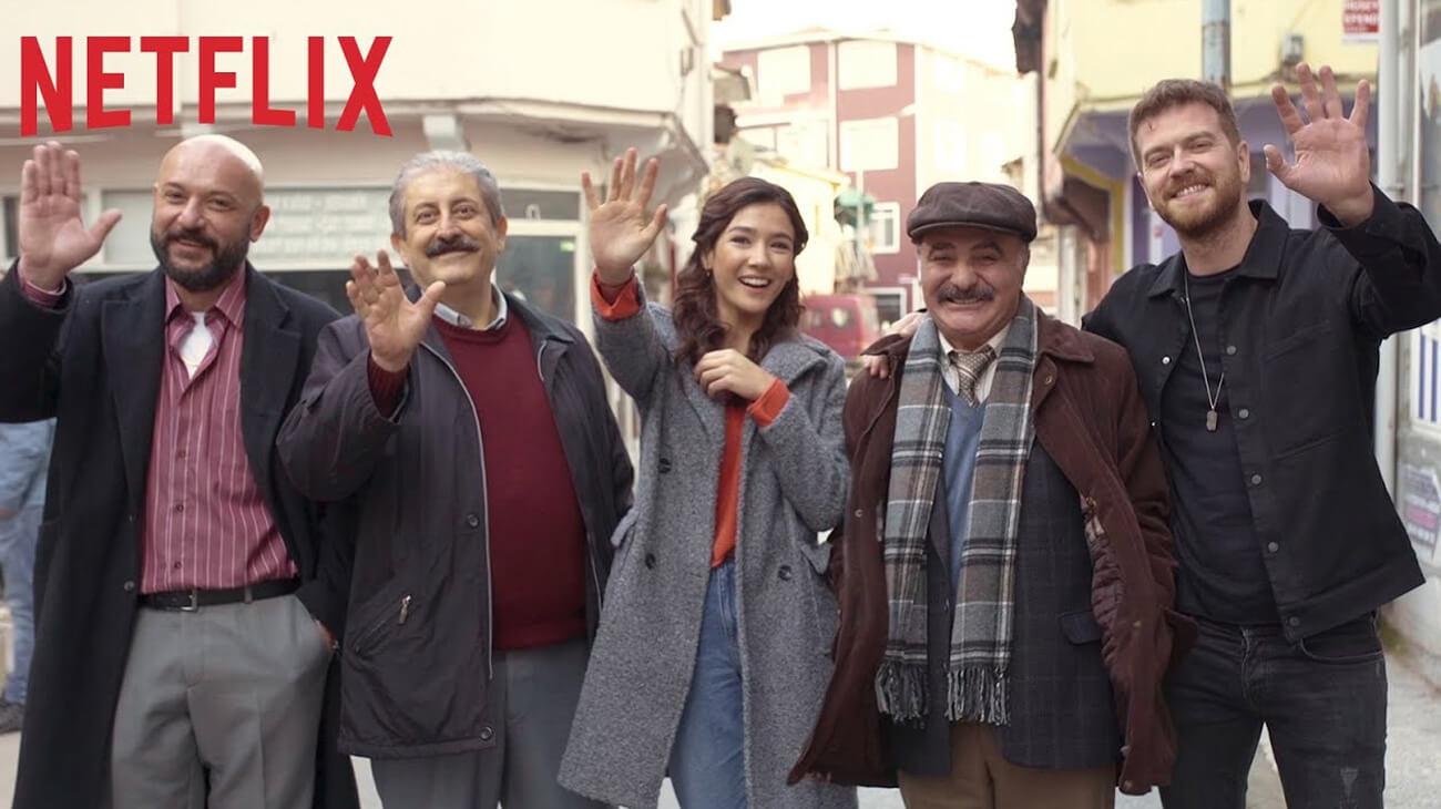 50 M2 Serie Tv Netflix Turca