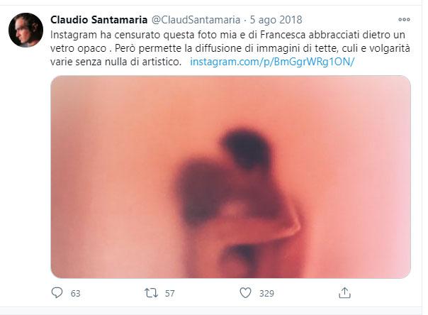 Claudio Tweet