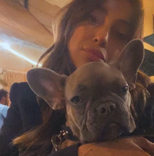 Francesca Costa instagram Madre Zaniolo