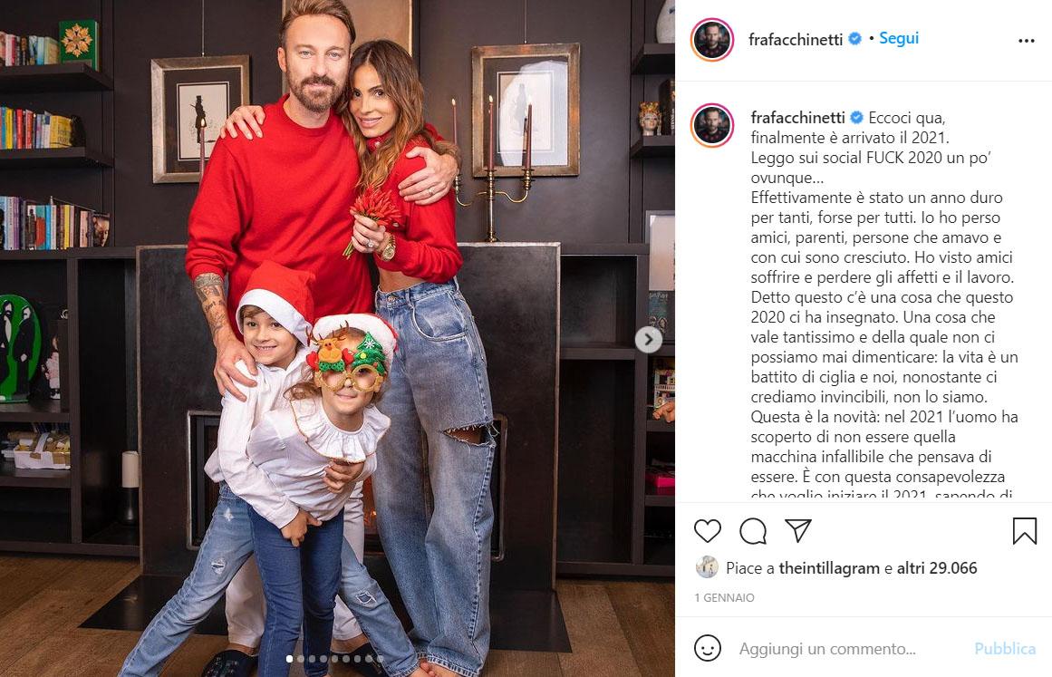 Francesco Facchinetti Instagram