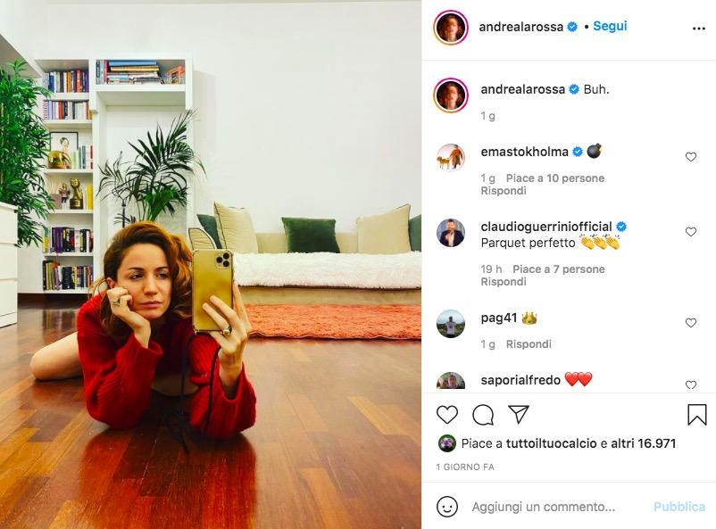 Andrea Delogu Instagram