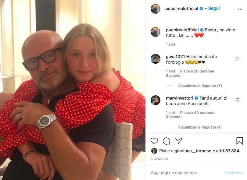 Andrea Pucci Conduttore La Pupa e il Secchione