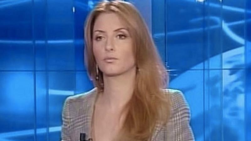 Barbara Carfagna TG1