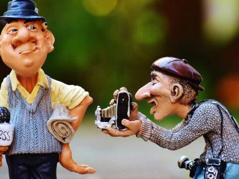 Giornalisti Rai Mediaset La 7 più Amati della tv
