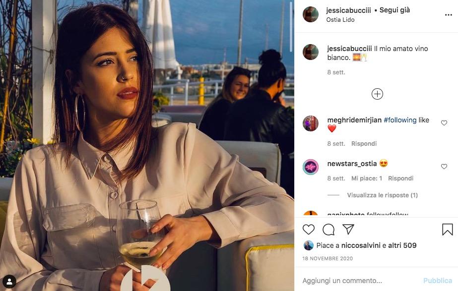Jessica Bucci Pupa de La Pupa e Il Secchione e Viceversa Instagram