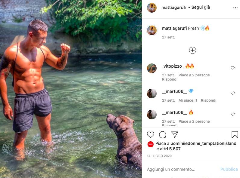 Mattia Garufi Instagram