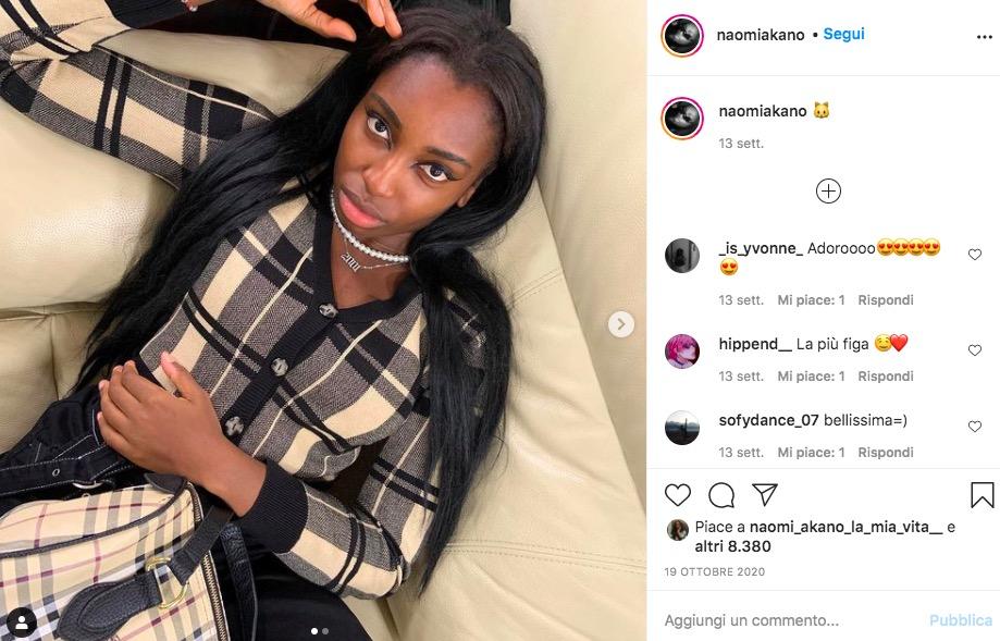 Naomi Akano Instagram