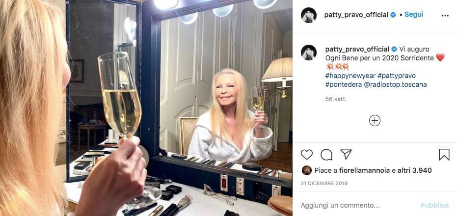 Patty Pravo Mariti Amori