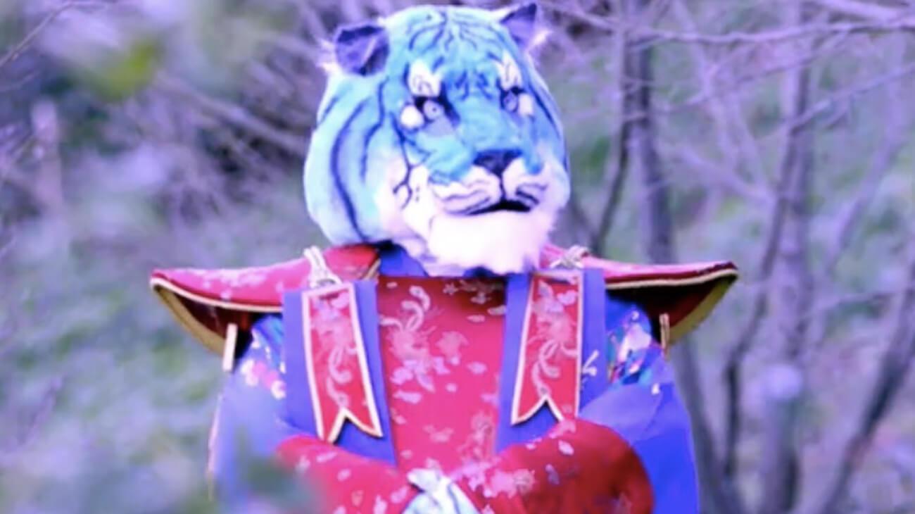 Chi è Tigre Azzurra Il Cantante Mascherato 2021? Indizi e Identità della Maschera
