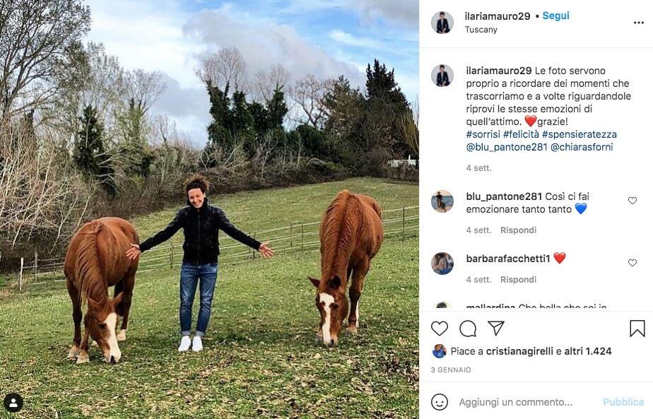 Ilaria Mauro Instagram