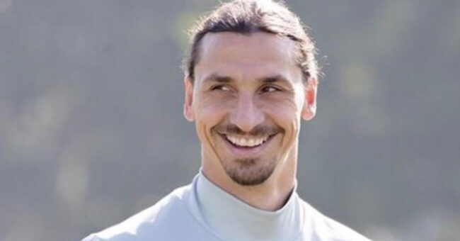 Zlatan Ibrahimovic età