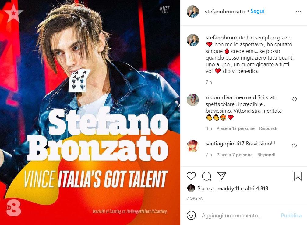Stefano Brancato Insta