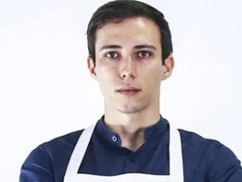 Antonio Colasanto Masterchef 1'0