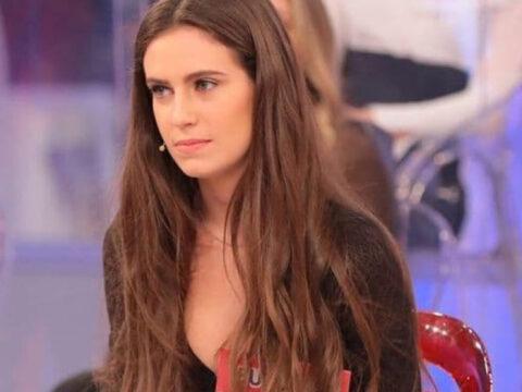 Eugenia corteggiatrice Massimiliano Mollicone Tronista Uomini e Donne 2021