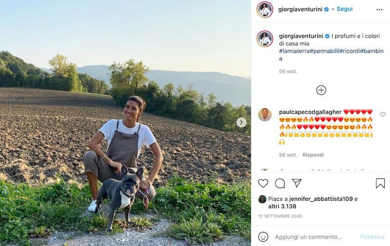 Giorgia Venturini Instagram