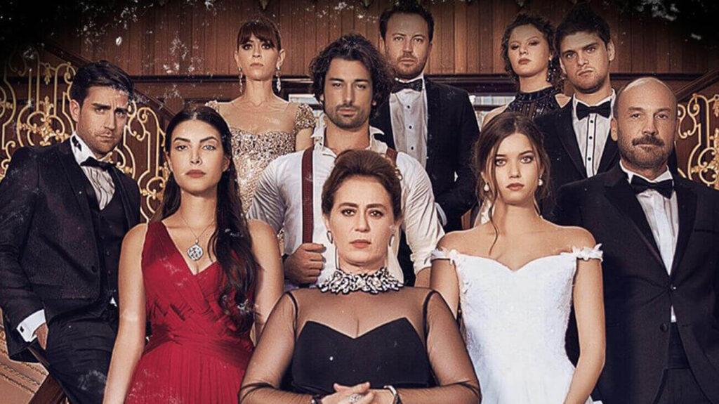 Fazilet Hanim ve Kizlari - Fazilet e le sue figlie serie tv turca