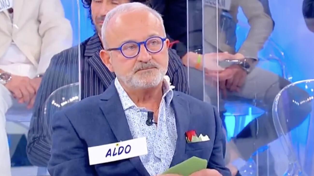 Chi è Aldo Farella Uomini e Donne Over che esce con Gemma: Età e Lavoro