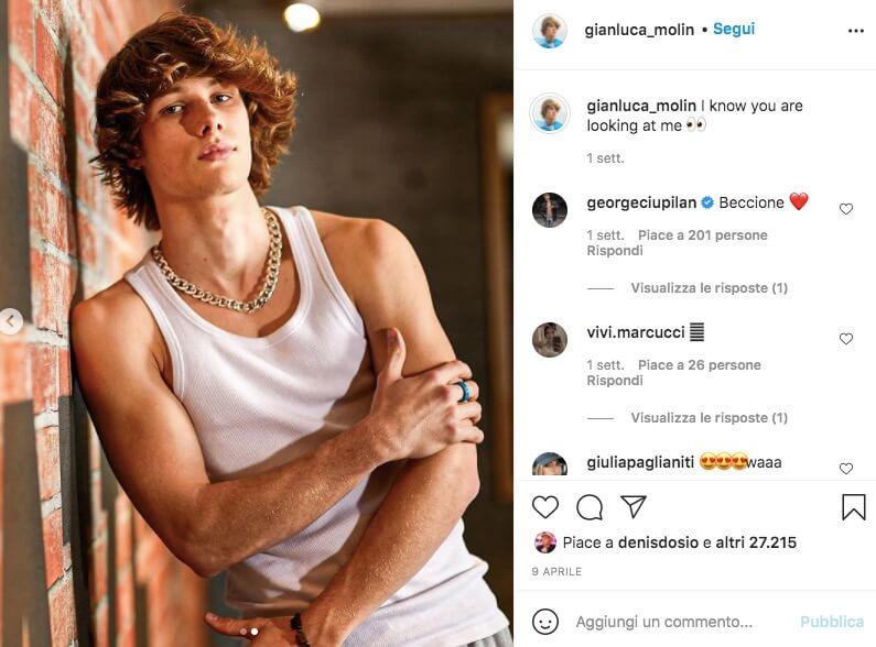 Gianluca Molin Instagram