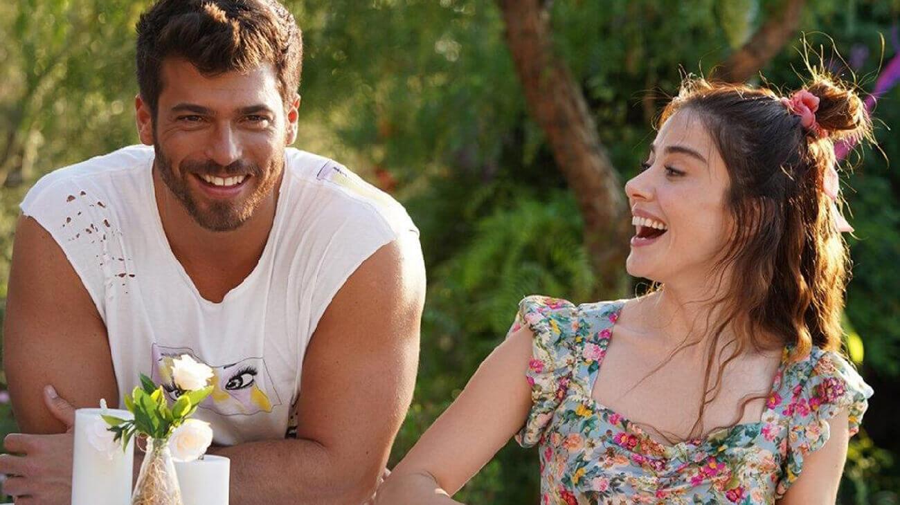 Can Yaman è Mr Wrong – Lezioni D'Amore: La Divertente Trama della Serie Tv Turca