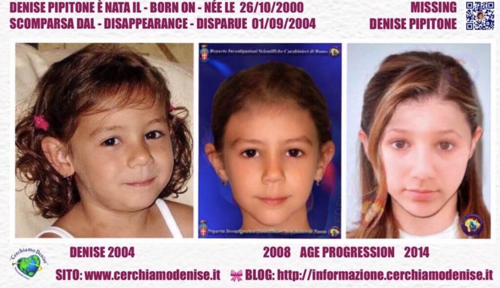 Chi è Denise Pipitone Eta, Scomparsa Storia Padre e Madre