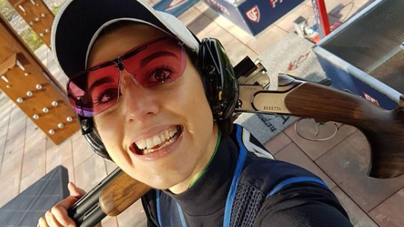 Chi è Jessica Rossi Portabandiera Olimpiadi Tokyo: Età, Ex Marito, Tiro a Volo