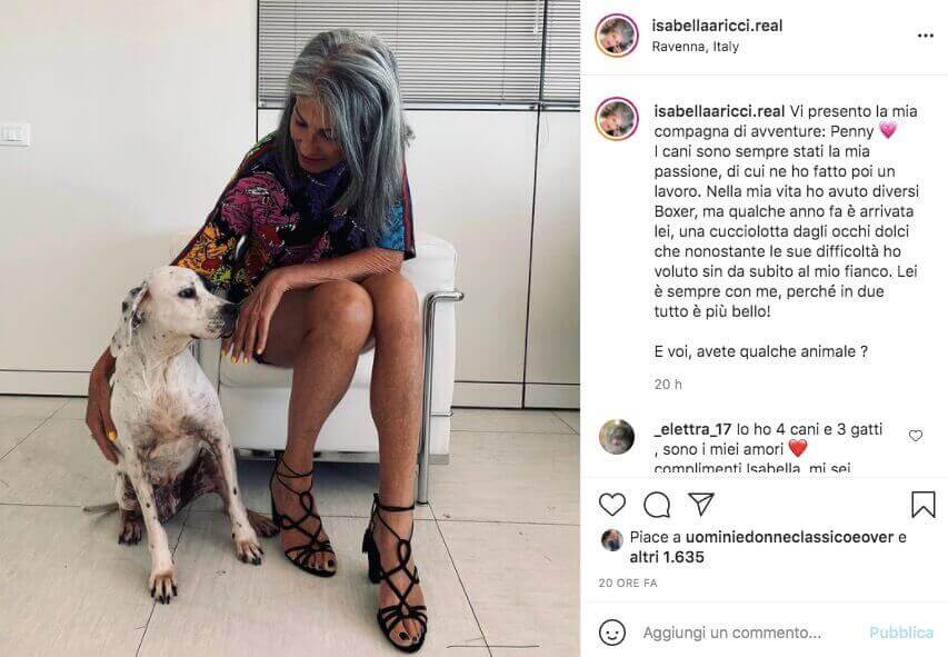 isabella ricci instagram