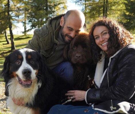 Riccardo Serpellini Instagram Marito Paola Turani