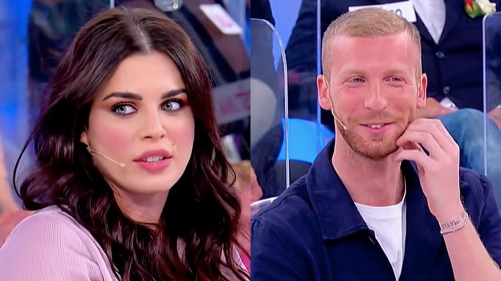 Samantha Scelta Alessio Uomini e Donne