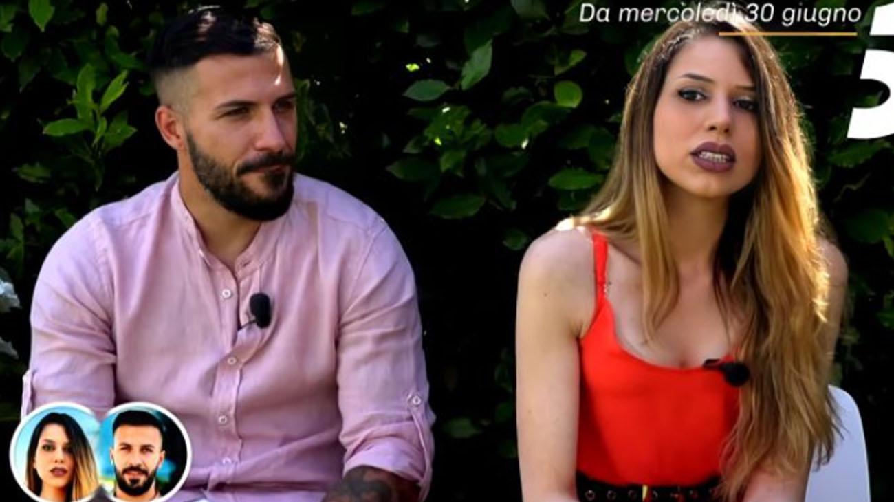 Chi Sono Floriana e Federico Temptation Island 2021: Età, Falò e Un mese Dopo