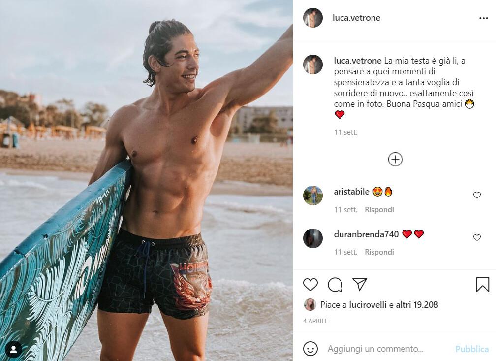 Luca Vetrone Insta