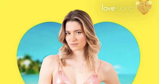 Giulietta Love Island