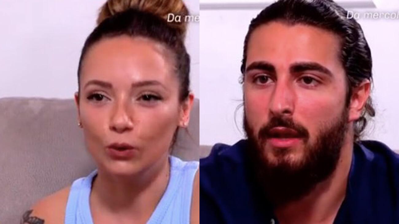 Natascia e Alessio Coppia Tenmptation Island Chi sono Età Cognomi