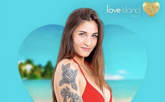 Rebeca Love Island