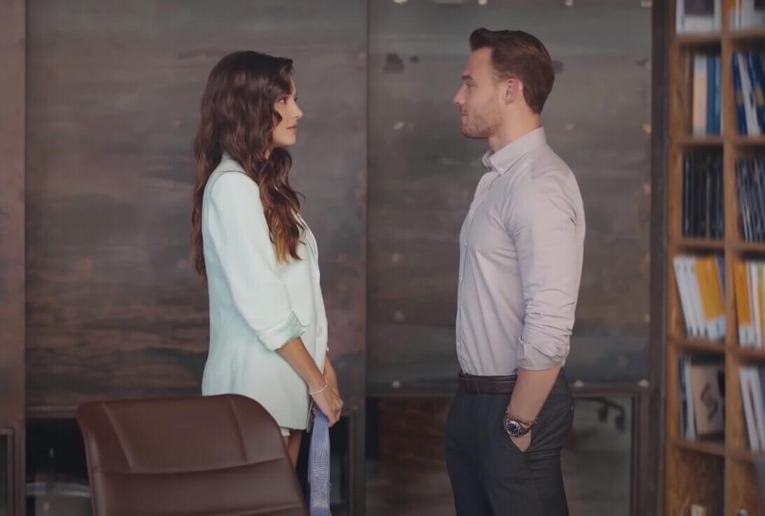eda e serkan rinnovano il loro accordo di collaborazione in love is in the air