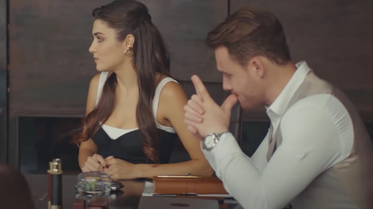 Love is in The Air 23 Luglio 2021: Trama / Serkan Guida l'azienda